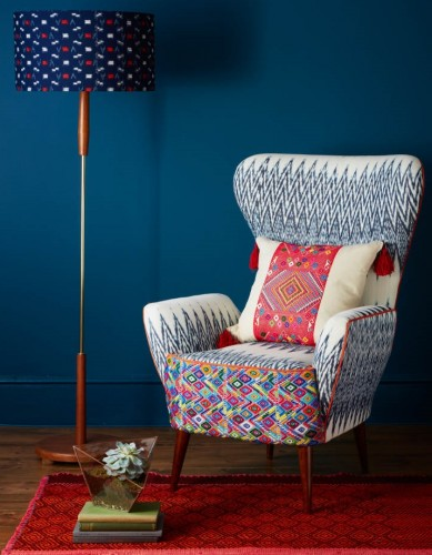 Caterina%20Ikat%20Wing%20Chair-2