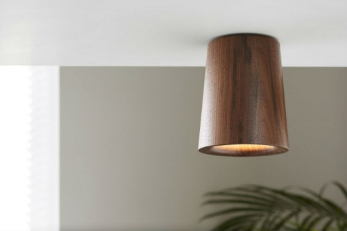 Solid-by-Terence-Woodgate-Downlight-Cone-Walnut-On